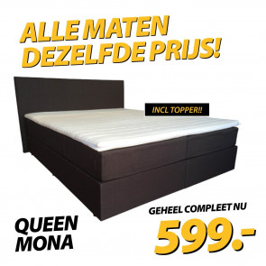 Queen Mona Boxspring